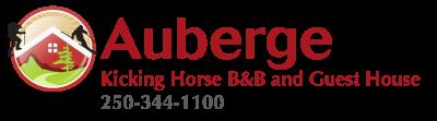 Auberge Kicking Horse Logo